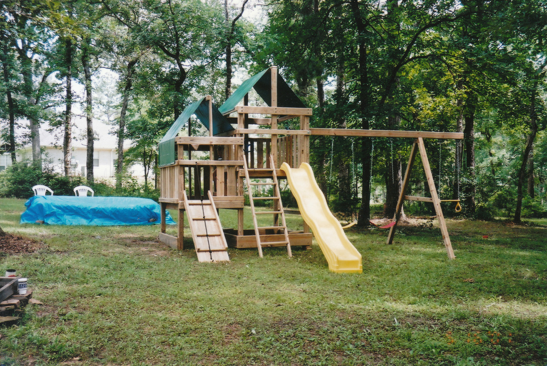 gemini diy wood fort swingset plans jack 39 s backyard